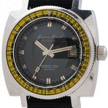 Jacques Monnat Caribean 1000 Swiss Diver ref 706 circa 1970's