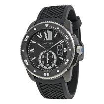 Cartier Men's WSCA006 Calibre de Cartier Diver Watch