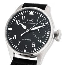 IWC IW500901 Big Pilot 7 Days Power Reserve, Paper and box