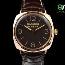 Panerai Pam 379 Radiomir 3-days Rose Gold 47mm, Se 501 Pc
