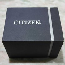 Citizen vintage watch box black chrono and other models