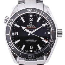 오메가 (Omega) Seamaster Planet Ocean 42 Black Dial