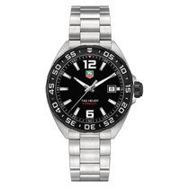 Ταγκ Χόιερ (TAG Heuer) Formula 1 41mm Date Quartz Mens Watch...