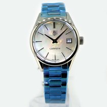 TAG Heuer Ladies Carrera Mother of Pearl Dial WAR1311.BA0778