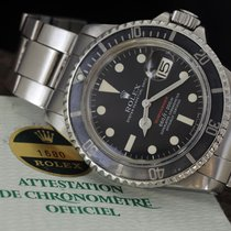 Rolex Submariner ref. 1680 Red Writing Box & Punched Papers