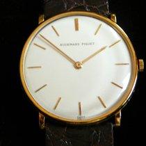 Audemars Piguet Ultra Thin dress watch, 18K YG, Cal 2003,...