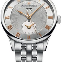 Maurice Lacroix Masterpiece Tradition Stainless Steel
