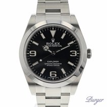 Rolex Explorer I 39 MM NEW