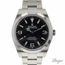 Rolex Explorer I 39 MM NEW