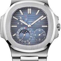 Patek Philippe 5712/1A Nautilus Steel Blue Dial