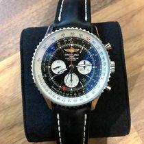Μπρέιτλιγνκ  (Breitling) Navitimer GMT