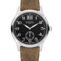 Davosa Swiss Heritage Big-date 16247856 Men Wrist Watch...