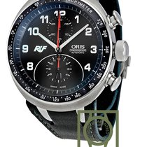 Oris TT3 RUF CTR3 Chronograph Limited Edition Titanium NEW