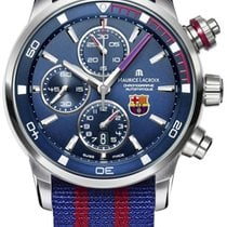 Maurice Lacroix Pontos S Chronograph FC Barcelona  PT6008-SS00...