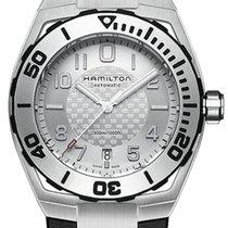 Hamilton Automatikuhr Khaki Navy SUB H78615355