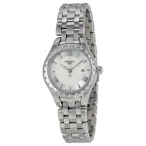 Tissot Lady Silver Dial Stainless Steel Ladies Watch