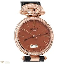 Bovet Chateau-de-Motiers 40 18K Rose Gold Diamonds Men`s Watch