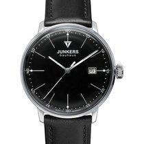Junkers Bauhaus 6070-2 Quartz Watch Swiss Movement 30m Wr...
