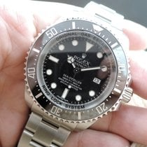 롤렉스 (Rolex) Deepsea Black 116660 Stainless Steel Ceramic Bezel...