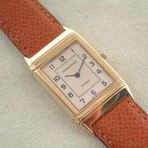 Jaeger-LeCoultre 18 Karat Gelbgold Reverso Classic im sehr...