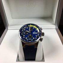 IWC Aquatimer Chrono Costeau Diver Tribute to Calypso