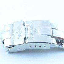 Breitling Faltschliesse 18mm Für Fighter 1 Stahl Band 20/22mm...