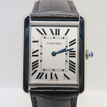 Cartier Tank Solo 27mm Ref. 2715 (Box&Papers)