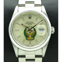 Rolex | Date, Ref. 15200,  Uae Eagle Emirates Dial