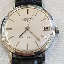 Longines  automatico con data diametro cassa 35mm cal. 345