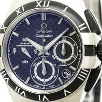 Omega Polished Omega Constellation Double Eagle Watch 121.92.3...
