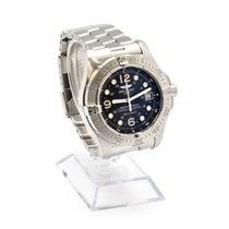 Breitling Superocean Steelfish Stainless Steel Watch A17390