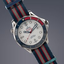 Omega Seamaster Professional '007 Commanders Watch'...