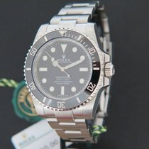 Rolex Oyster Perpetual Submariner No Date NEW 114060