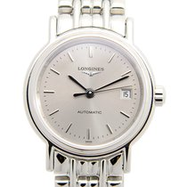 Longines Presence Stainless Steel Silver Automatic L4.321.4.72.6