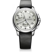 Victorinox Swiss Army Officer´s Herrenuhr Chronograph 241553