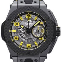 ウブロ (Hublot) Big Bang Ferrari Ceramic Carbon Limitiert...