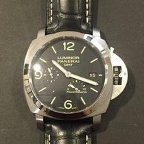 파네라이 (Panerai) LUMINOR 1950 3 DAYS GMT AUTOMATIC 44 MM 321
