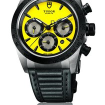 Tudor Men's M42010N-0002 Fastrider Watch