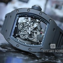 Richard Mille Limited Editions Bubba Watson All Grey RM 055