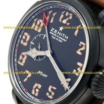 Zenith Pilot Type 20 48 mm GMT PVD Limited Edition 1903 pieces