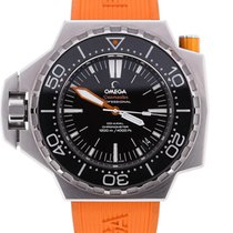 Omega Seamaster Ploprof 50 Orange Rubber
