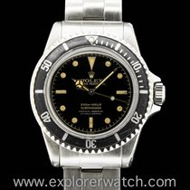 Rolex Rare Submariner 5512 PCG  4 lines Exclamation Point