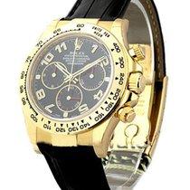 Rolex Unworn 116518 Cosmograph Daytona - 116518 - On Black...