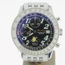 Breitling Montbrilliant Eclipse MOONPHASE FullSteel (B&P20...