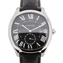 Cartier Drive 40 Automatic Black Dial