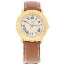 Cartier Must de 18001 Argent Watch