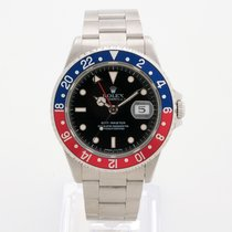 Rolex GMT-Master 16700 pepsi with box 1996