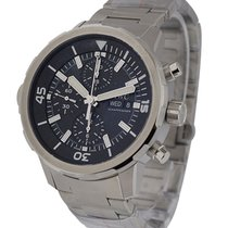 IWC IW376804 Aquatimer Automatic Mens 44mm in Steel - On Steel...