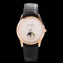 Jaeger-LeCoultre Master Ultra Thin Moon 39 mm Rosegold NEW