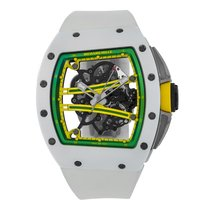 Richard Mille Yohan Blake Asia Limited Edition to 50 White...